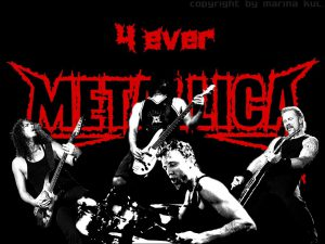 metallica about