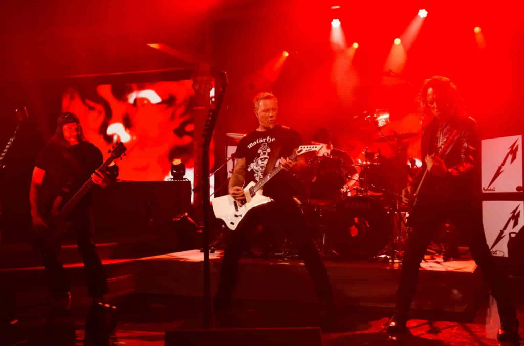 web metallica site club